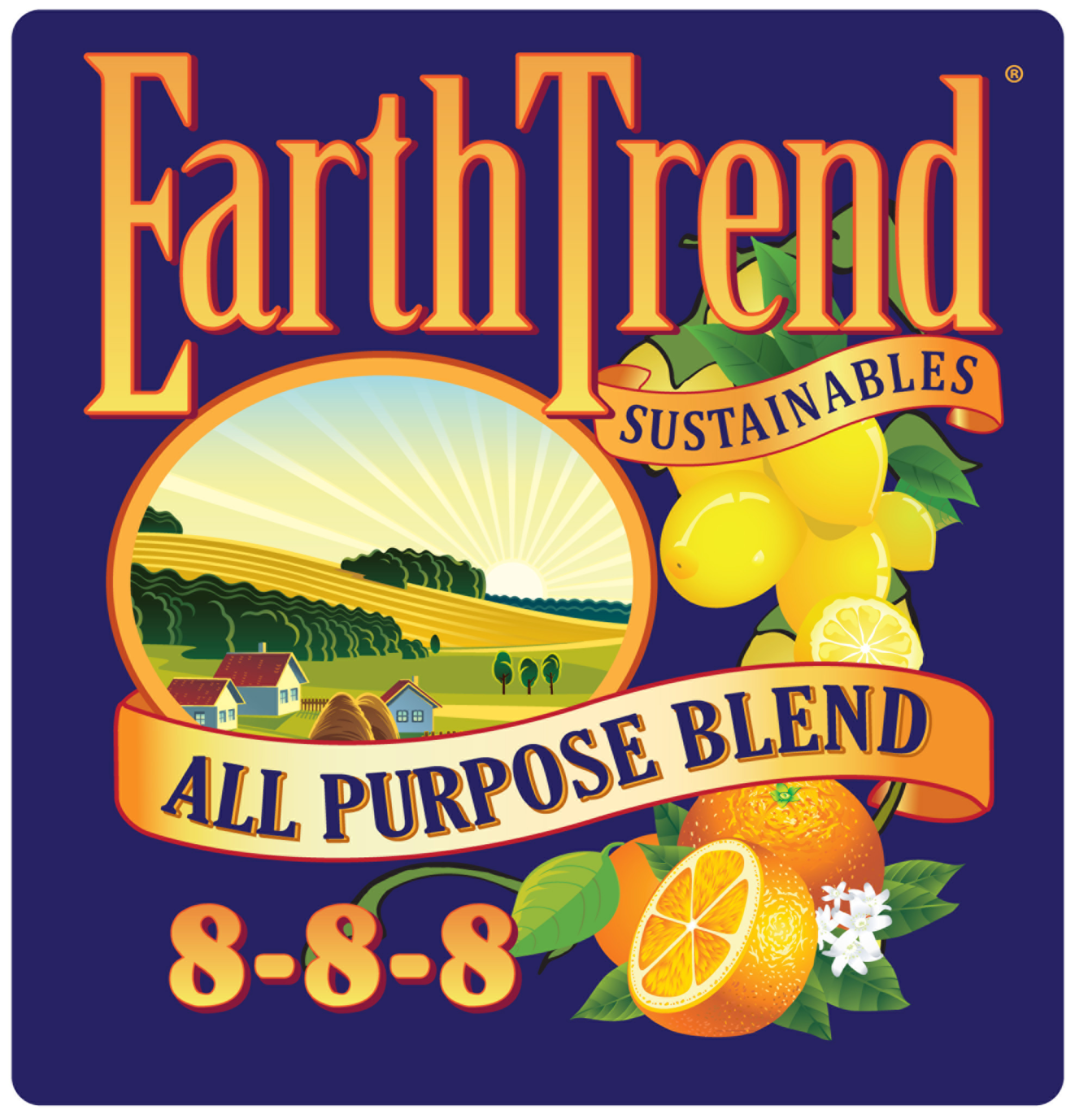 earthtrend all purpose blend