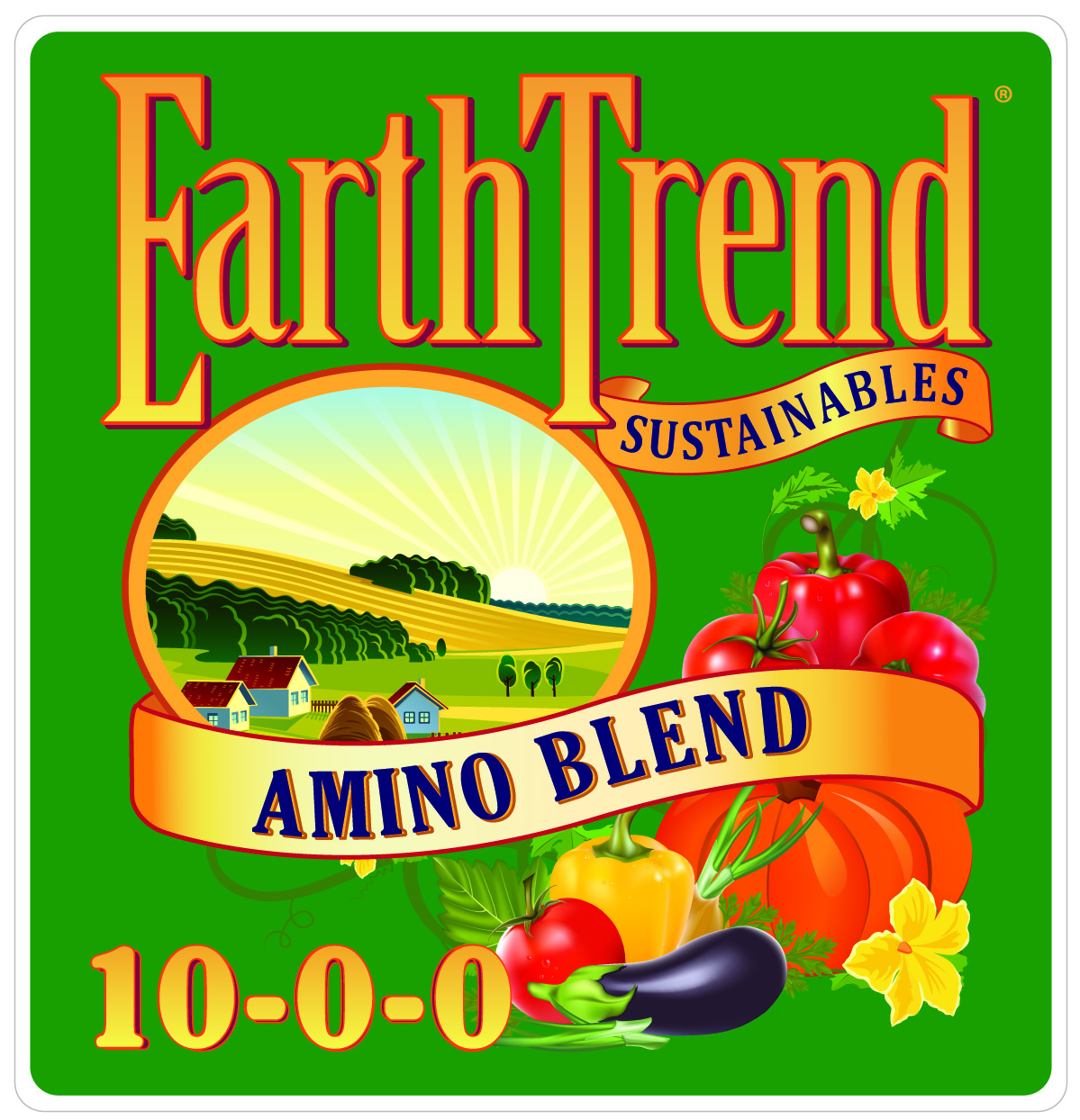 earthtrend amino blend 10-0-0