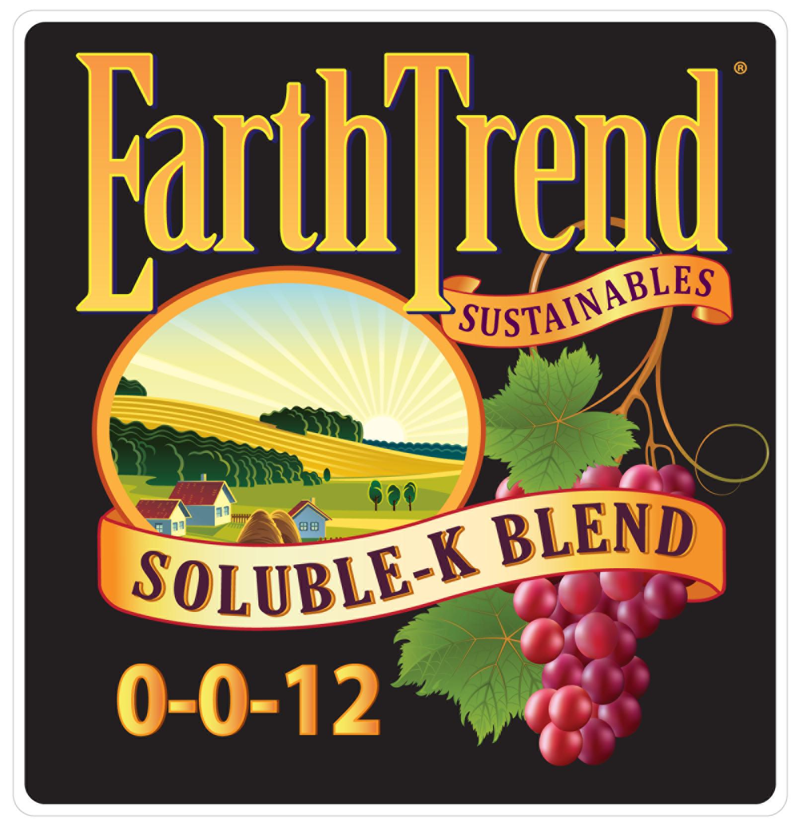 earthtrend soluble k blend