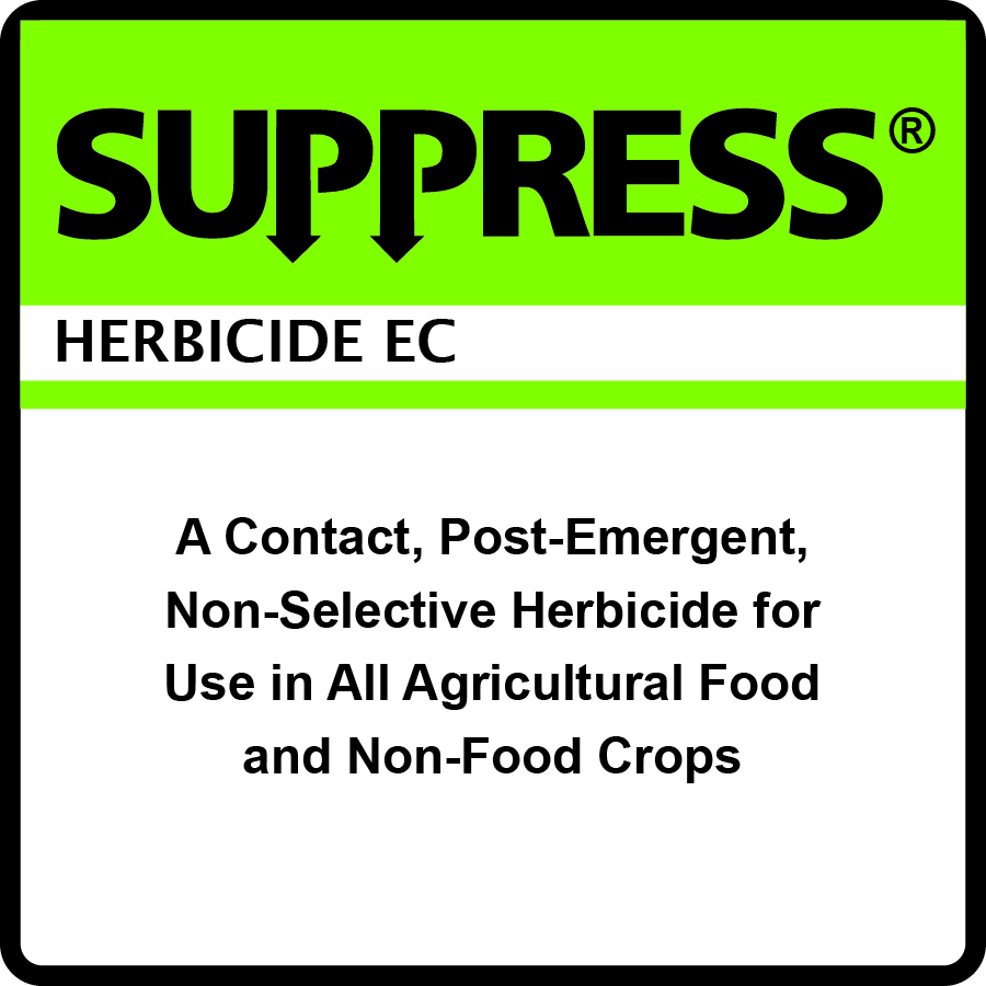 SUPPRESS®  HERBICIDE EC