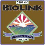 ORGANIC BIOLINK® — BORON 2-0-0 3%-B