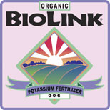 ORGANIC BIOLINK® — POTASSIUM FERTILIZER 0-0-6