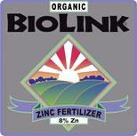 ORGANIC BIOLINK® — ZINC 0-0-0 8%-ZN