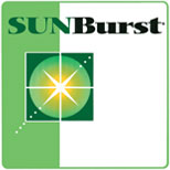 sunburst fertilizer logo