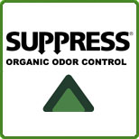 SUPPRESS® Organic Odor Control